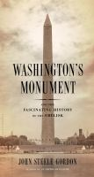Cover art for Washington's Monument