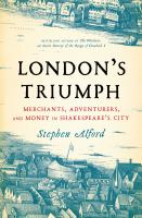 Cover art for London's Triumph