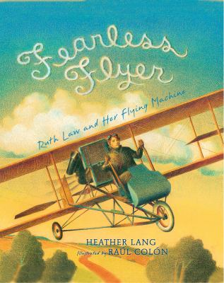 Cover Art for Fearless Flyer