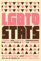Cover art for LGBT STATS