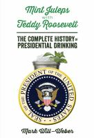 Cover art for Mint Juleps with Teddy Roosevelt
