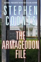 The Armageddon File by Coonts, Stephen © 2017 (Added: 11/6/17)