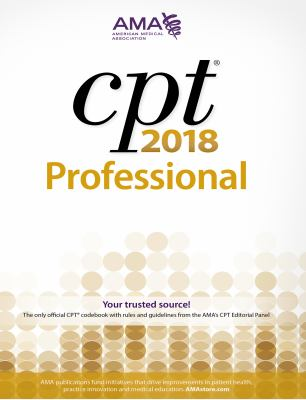 cover for CPT Professional