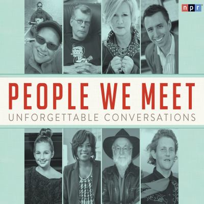 Details about People we meet unforgettable conversations.