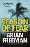 Season of Fear by Brian Freeman