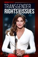 Transgender Rights And Issues by Pelleschi, Andrea © 2016 (Added: 10/5/16)