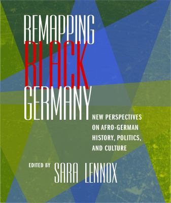 Book cover: Remapping Black Germany