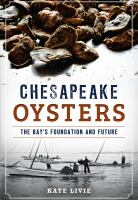 Cover art for Chesapeake Oysters