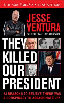 Cover image for They killed our president