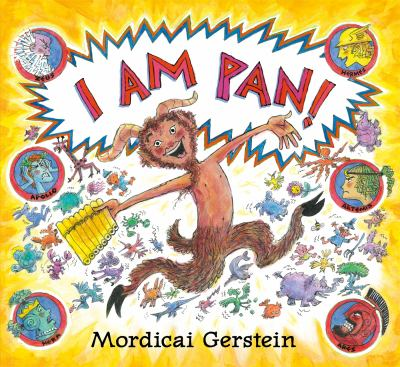 Cover Art for I am Pan