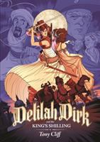 Cover art for Delilah Dirk