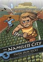 Cover art for The Nameless City