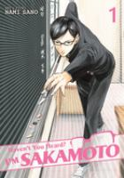 Cover of Haven't You Heard? I'm Sakamoto.