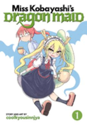 cover of Miss Kobayashi's Dragon Maid 1