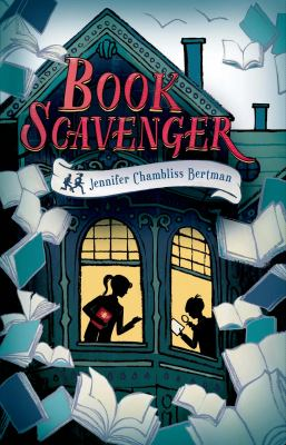 cover of Book Scavenger
