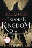 Cover art for Crooked Kingdom