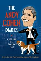 Cover art for The Andy Cohen Diaries