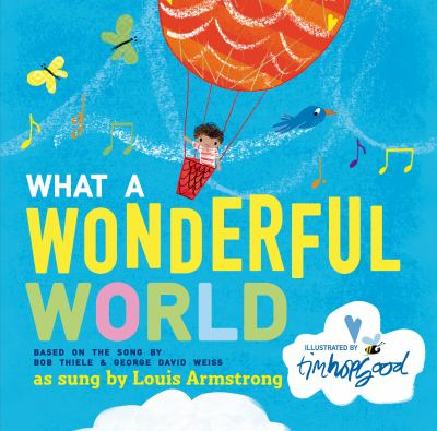 cover of What a Wonderful World