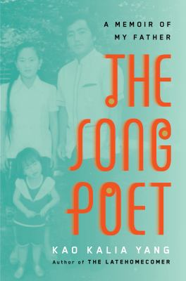Book cover The Song Poet