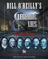 Cover art for Legends and Lies: The Patriots
