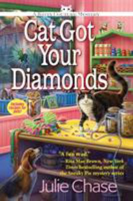 cover of Cat got your Diamonds