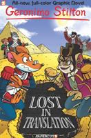 Cover art for Geronimo Stilton: Lost in Translation
