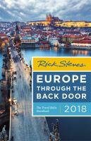 Rick Steves' Europe Through The Back Door by Steves, Rick © 2017 (Added: 4/11/18)