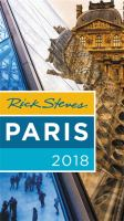 Rick Steves Paris by Steves, Rick © 1999 (Added: 4/24/18)