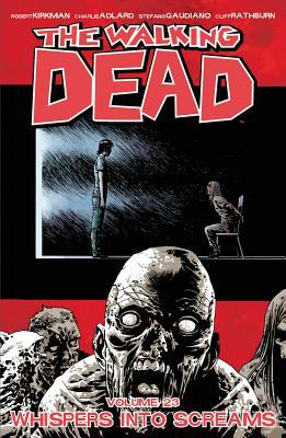 cover of The Walking Dead 23