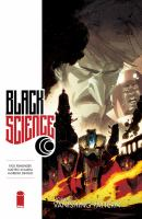 Cover art for Black Science