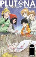 Cover art for Plutona