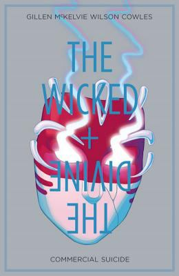 cover of The Wicked + The Divine 3: Commercial Suicide