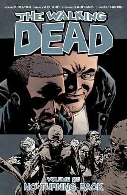 cover of Walking Dead 25