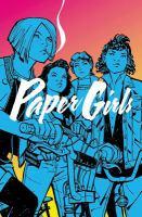 Cover art for Paper Girls