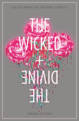 cover of The Wicked + The Divine 4: Rising Action