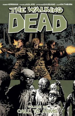 cover of The Walking Dead 26: Call to Arms