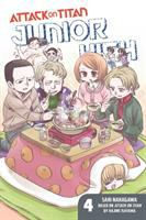 Attack On Titan : Junior High 4 by Nakagawa, Saki © 2015 (Added: 7/13/16)