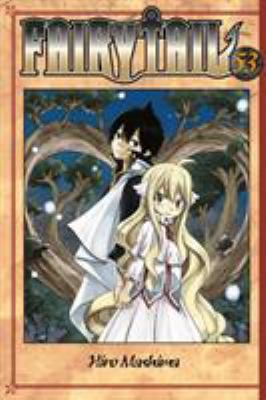 cover of Fairy Tail 53