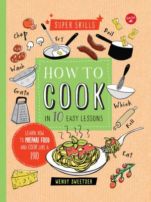 cover of How to Cook in 10 Easy Lessons