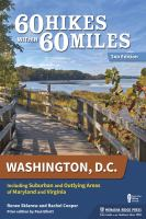Cover art for 60 Hikes within 60 Miles of Washington D.C.