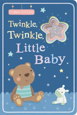 Cover image for Twinkle, twinkle, little baby