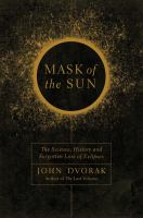 Cover art for Mask of the Sun
