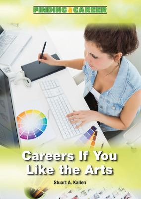 Careers If You Like the Arts cover