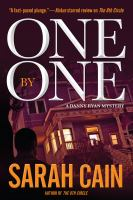 One By One : A Danny Ryan Mystery by Cain, Sarah © 2017 (Added: 3/21/17)