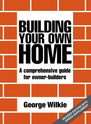 Cover Art Building your own home