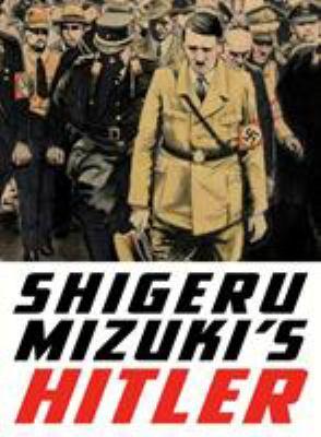 cover of Shigeru Mizuki's Hitler