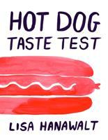 Book cover of Hot Dog Taste Test