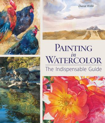 Painting in Watercolor cover