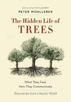 Cover art for The Hidden Life of Trees