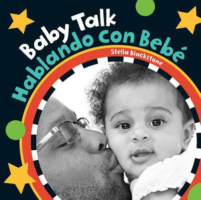 Cover image for Baby talk = Hablando con bebé